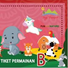 Tiket Wahana B